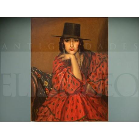 Eduardo Soria - Mujer cordobesa