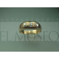 Tresillo de diamantes