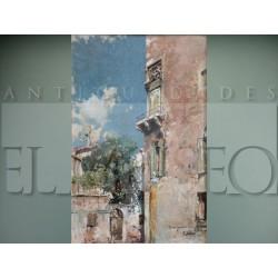 Gonzalo Bilbao - Un rincón de Venecia
