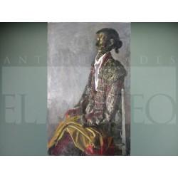 Baldomero Romero Ressendi - Monigote vestido de torero